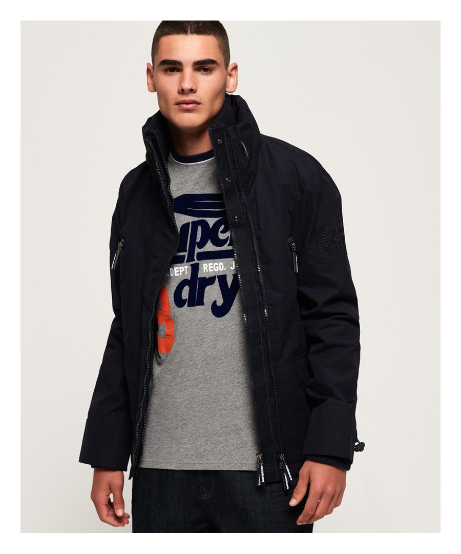 Image for Superdry Microfibre SD-Windattacker Jacket