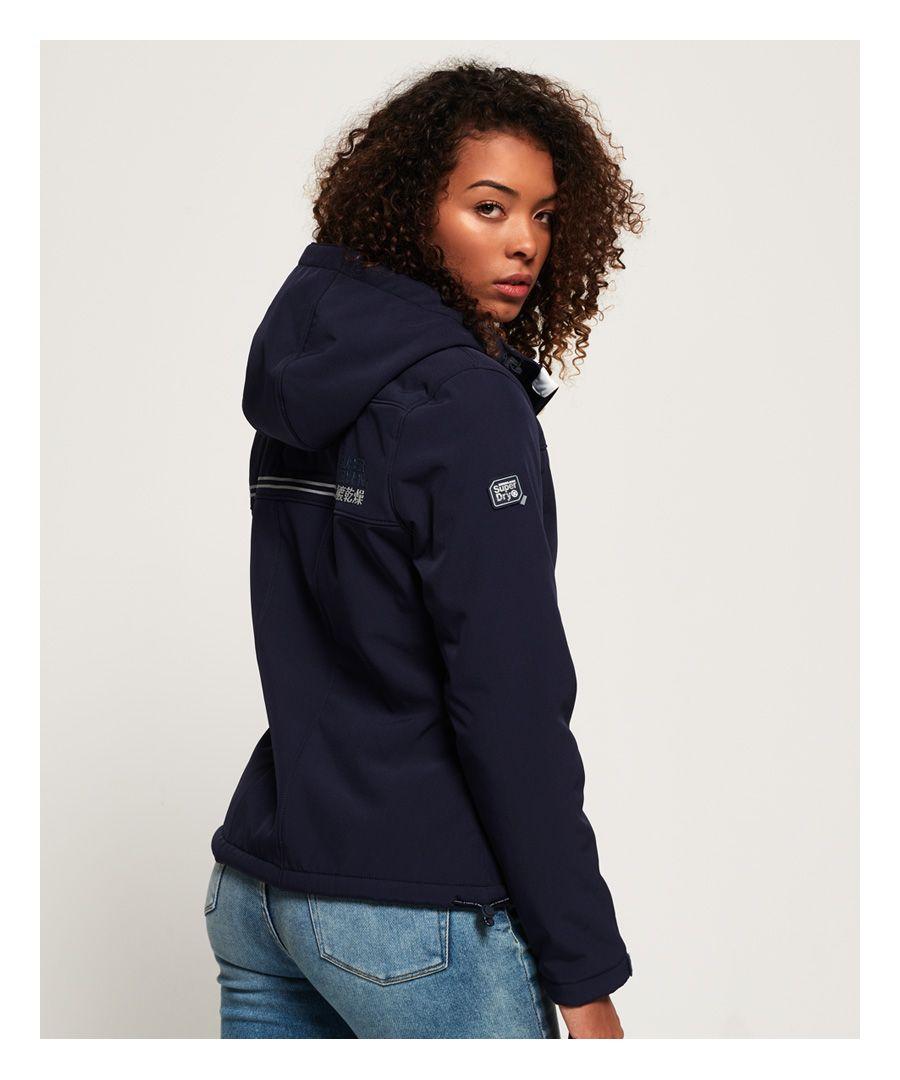Image for Superdry Hooded Winter SD-Windtrekker Jacket