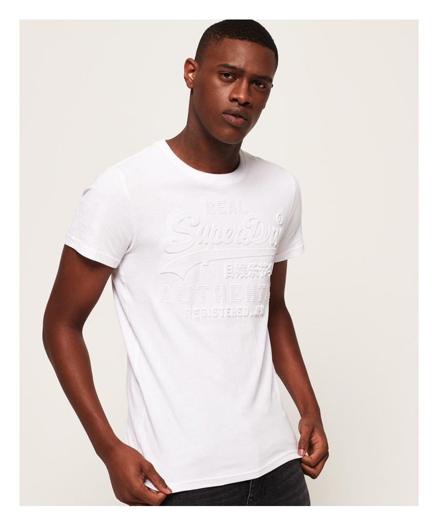 Image for Superdry Vintage Authentic Embossed T-Shirt