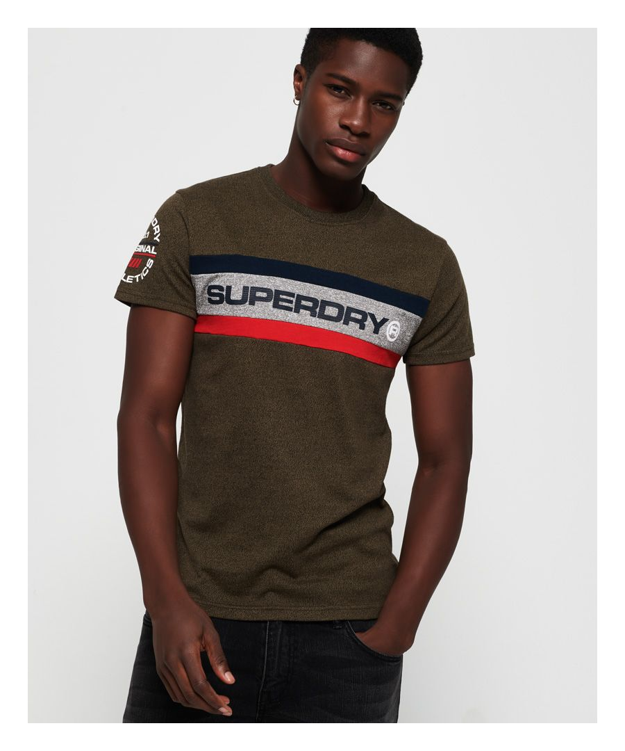 Image for Superdry Trophy Short Sleeve T-Shirt