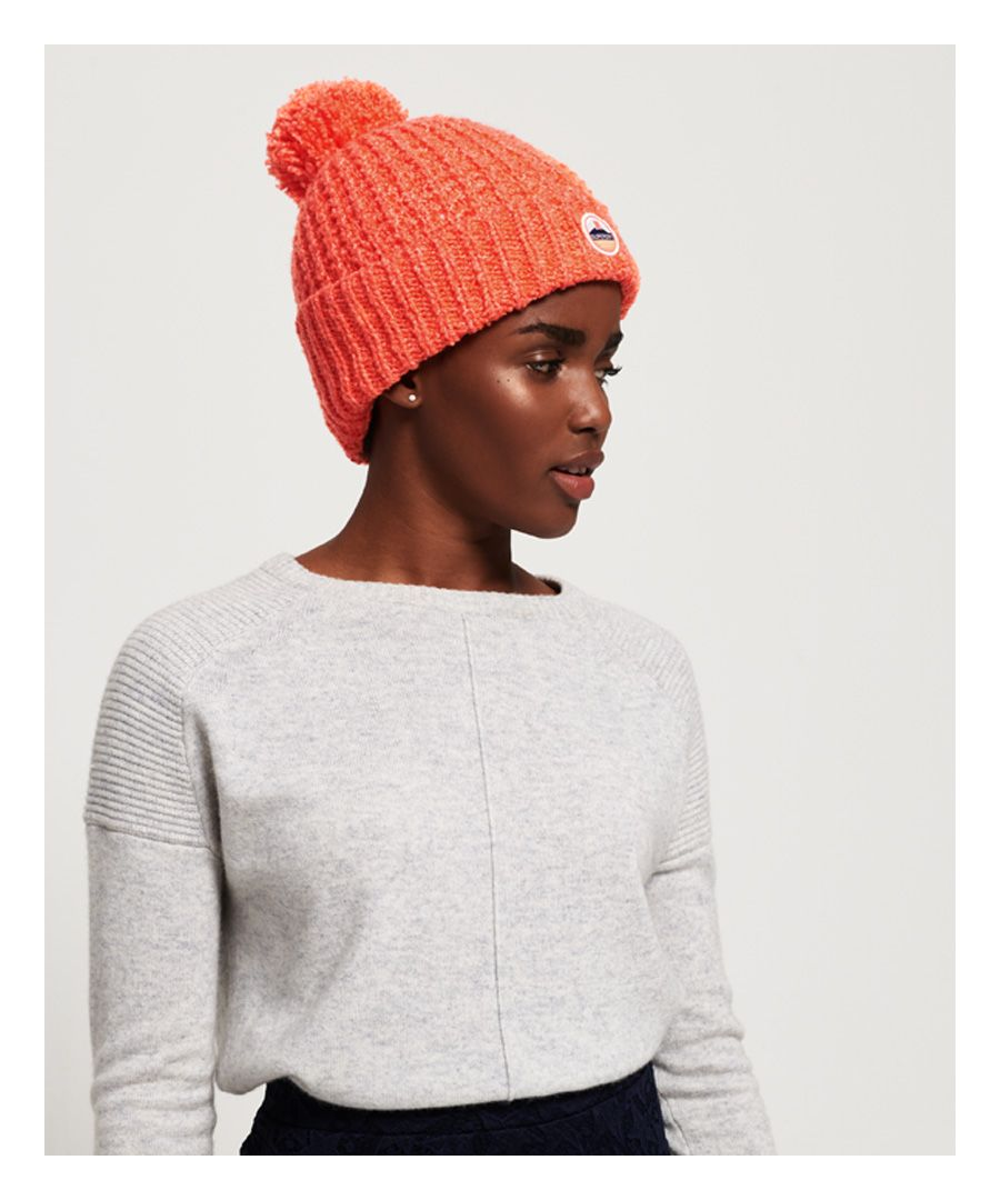Image for Superdry Clarrie Stitch Beanie