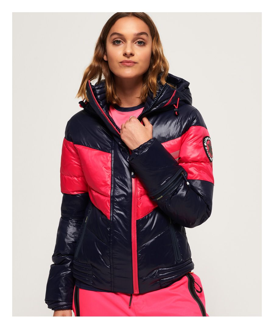 Image for Superdry Snow Terrain Down Puffer Jacket