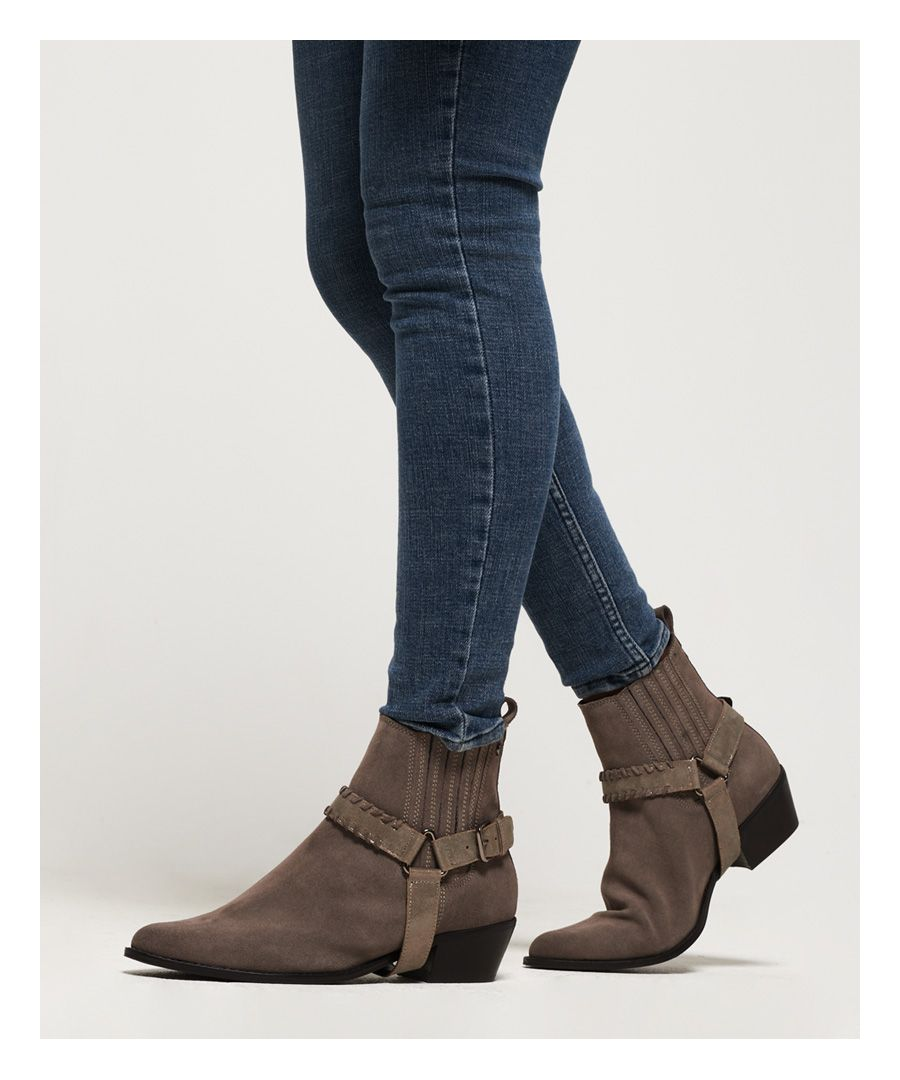 Image for Superdry Carter Chelsea Boots