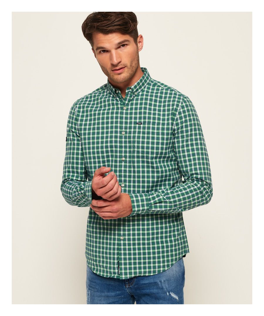 Image for Superdry Ultimate University Oxford Shirt