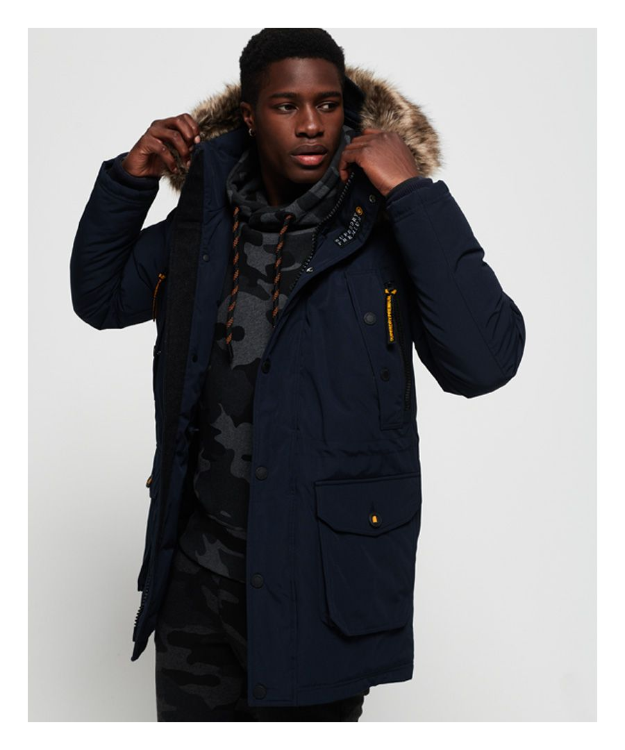 Image for Superdry Premium Ultimate Down Parka Jacket