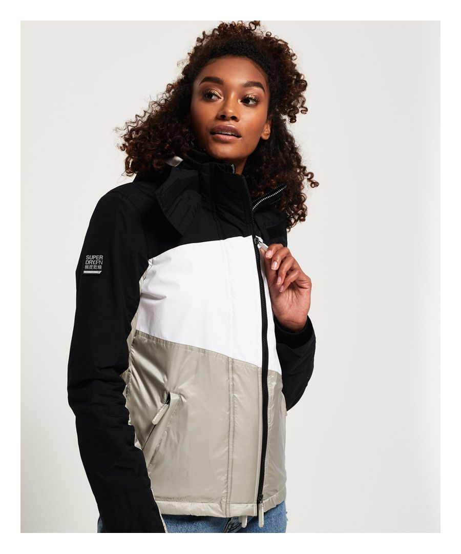 Image for Superdry Arctic Hooded Splice SD-Windcheater Jacket