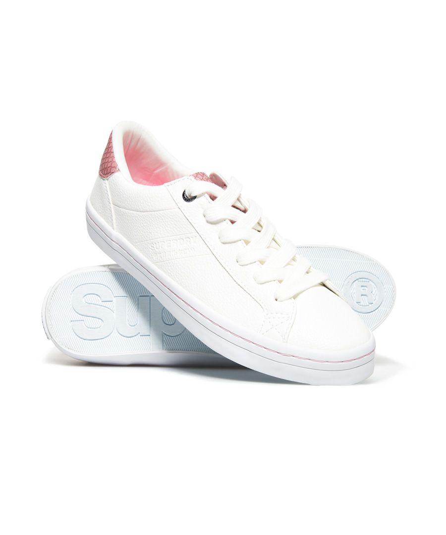 Image for Superdry Skater Sleek Low Pro Sneakers