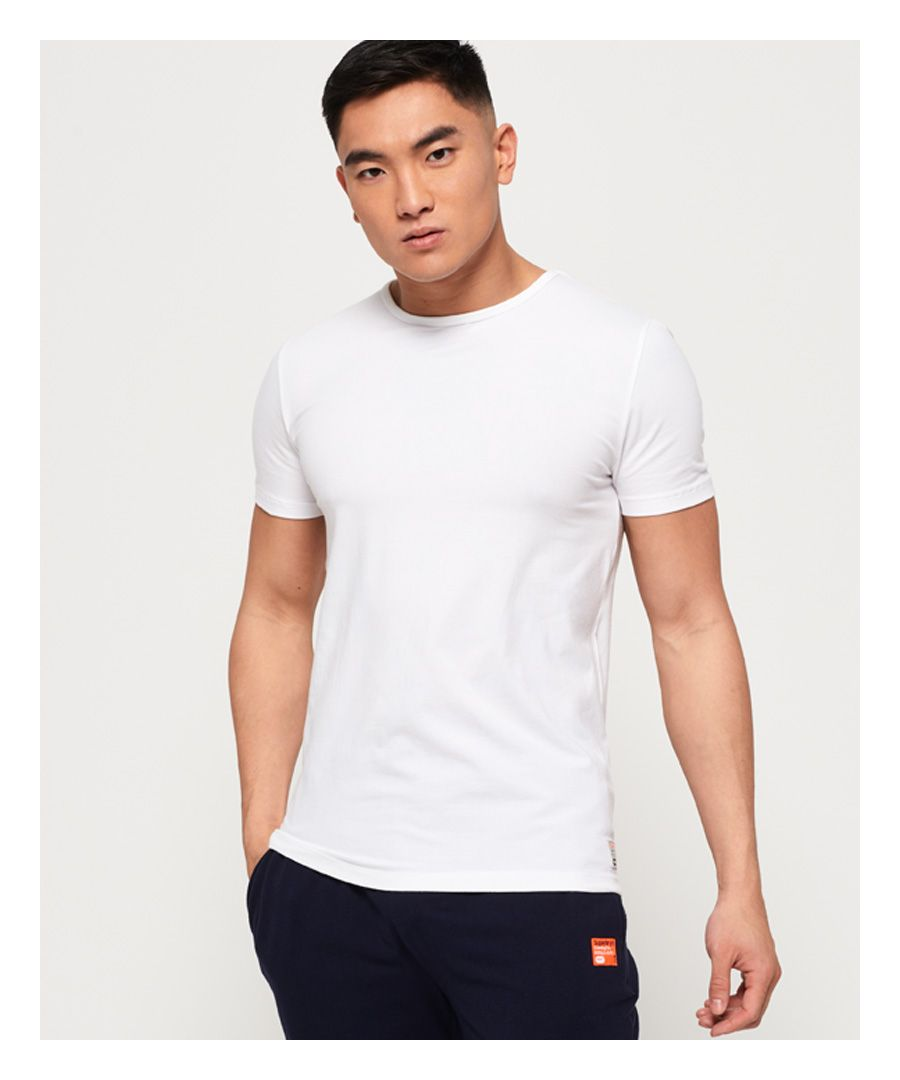 Image for Superdry SD Laundry Organic Cotton T-Shirt Triple Pack