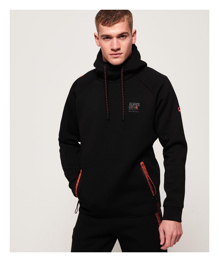 Image for Superdry Gym Tech Stretch Hoodie