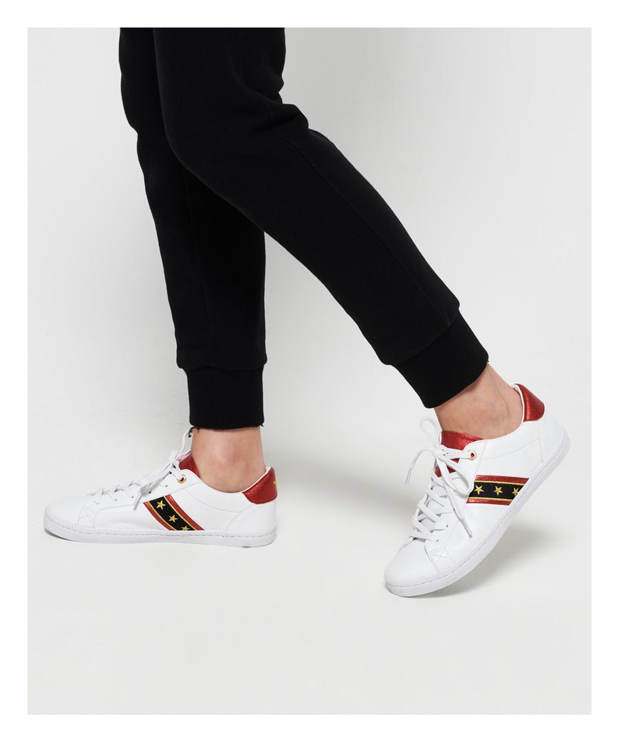 Image for Superdry Priya Sleek Low Pro Trainers
