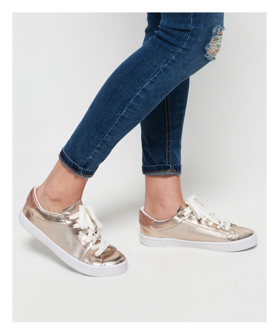 Image for Superdry Skater Sleek Low Pro Sneakers