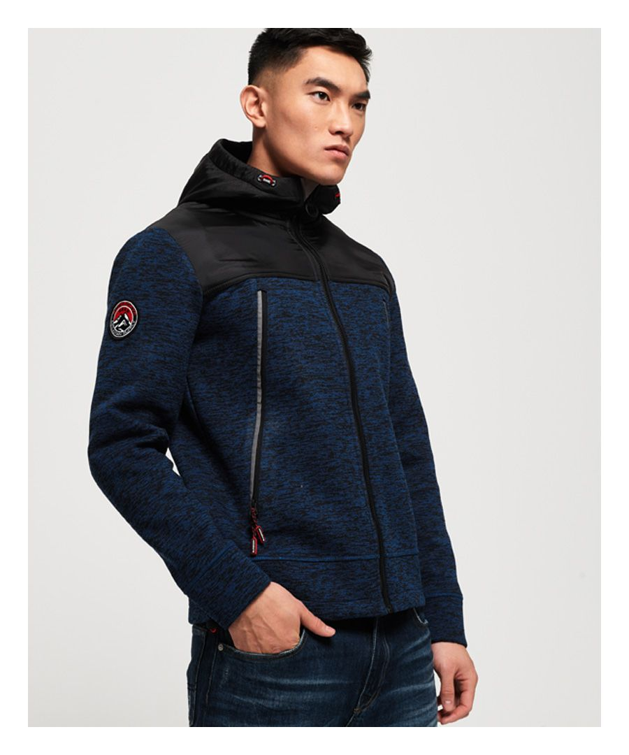 Image for Superdry Mountain Tech Zip Hoodie