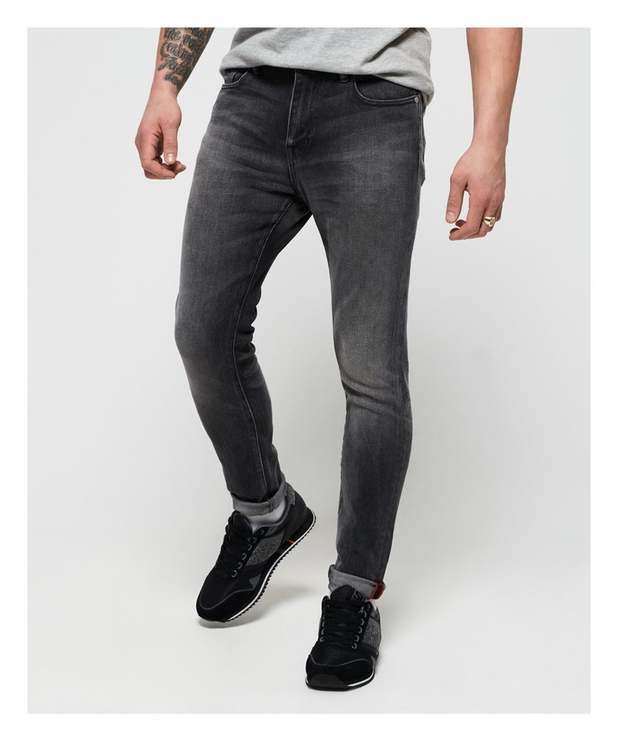 Image for Superdry Slim Tyler Comfort Jeans