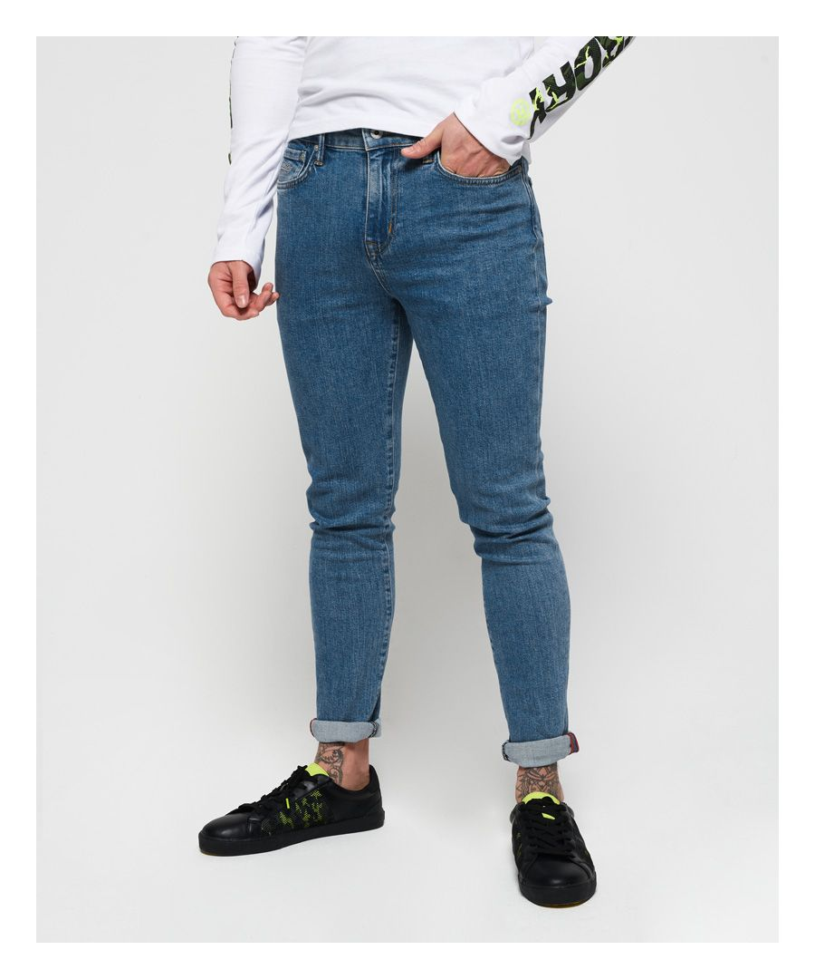Image for Superdry Travis Skinny Jeans