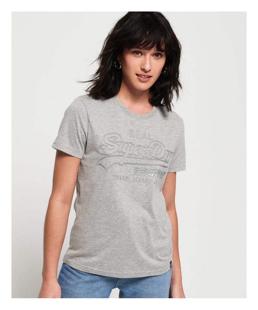 Image for Superdry Vintage Logo Tonal T-Shirt