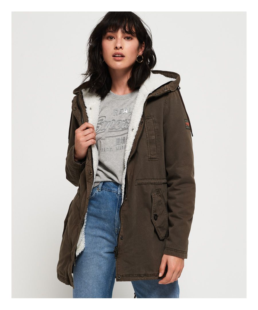 Image for Superdry Rookie Sherpa Multi Jacket
