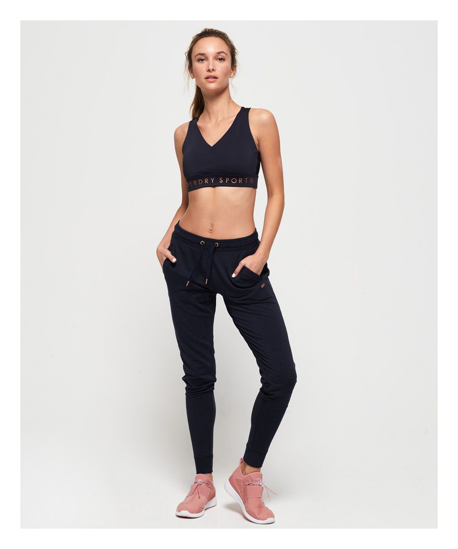 Image for Superdry Active Studio Luxe Joggers