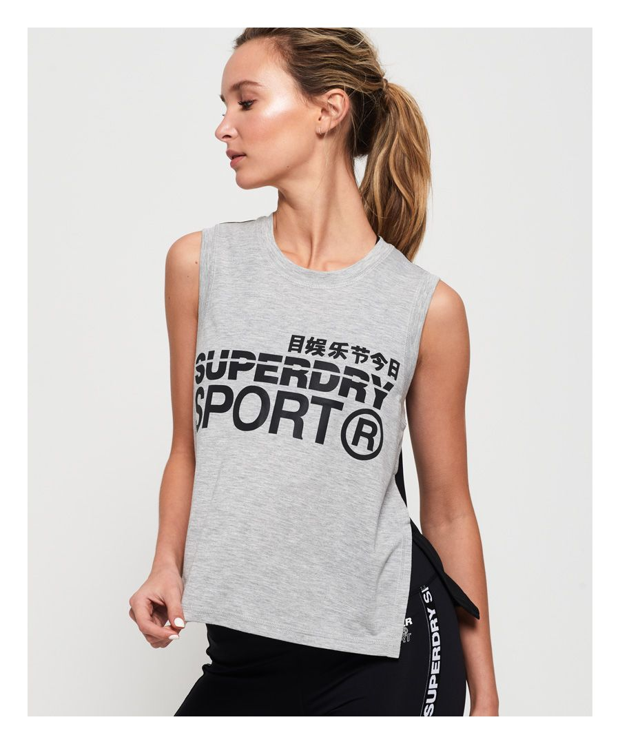 Image for Superdry Active Loose Vest
