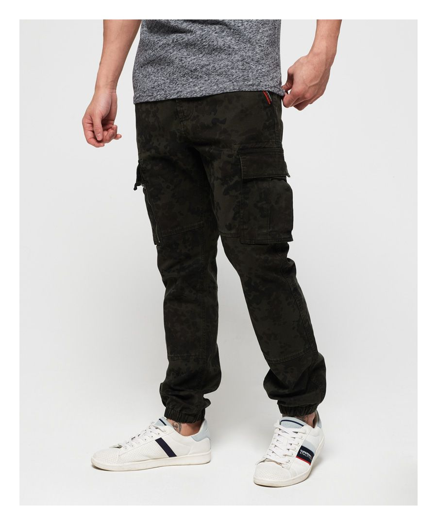 Image for Superdry International Recruit Grip Cargo Pants