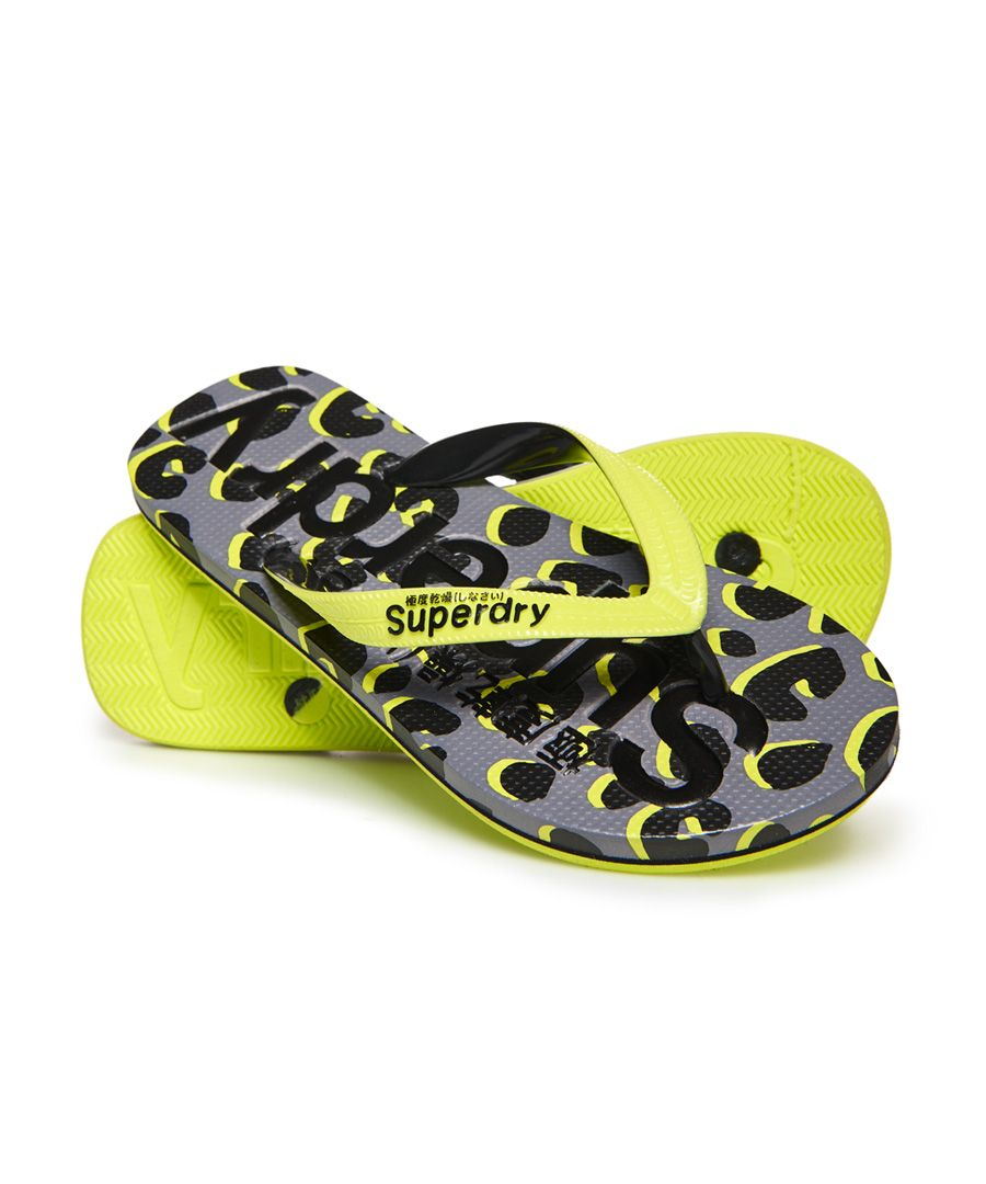Image for Superdry All Over Print Flip Flops