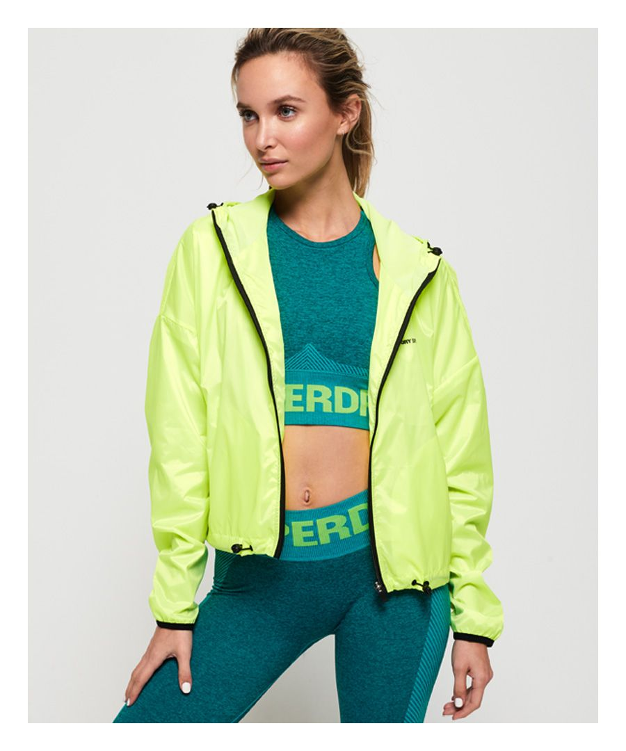Image for Superdry Active Batwing Jacket