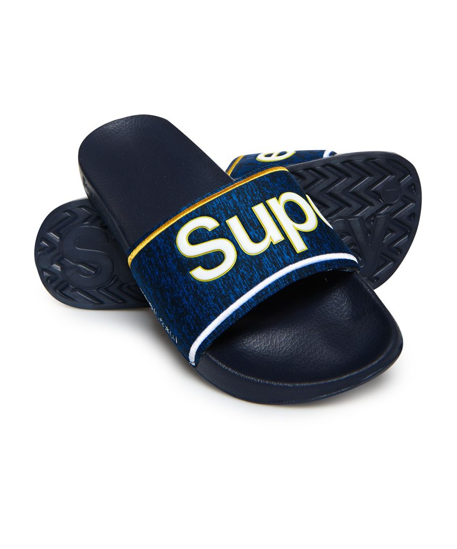 Image for Superdry College Pool Sliders