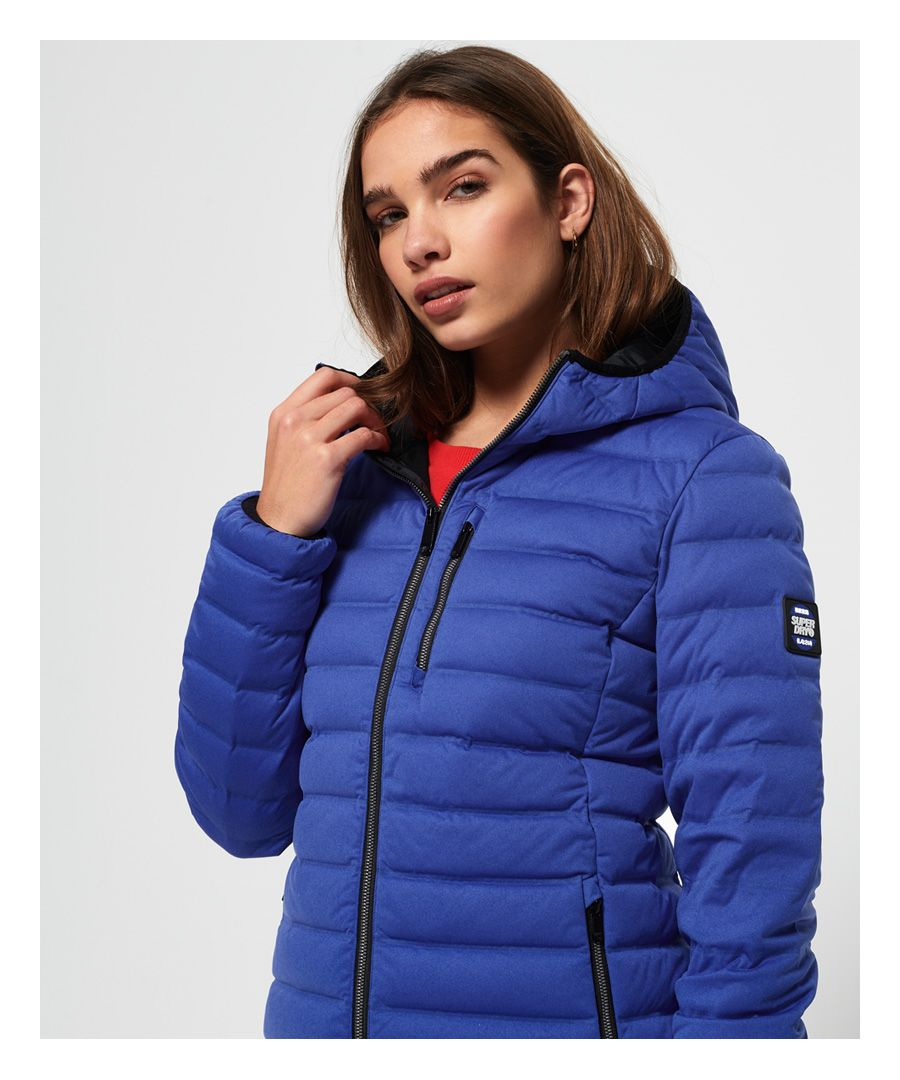 Image for Superdry Contak Down Stretch Jacket