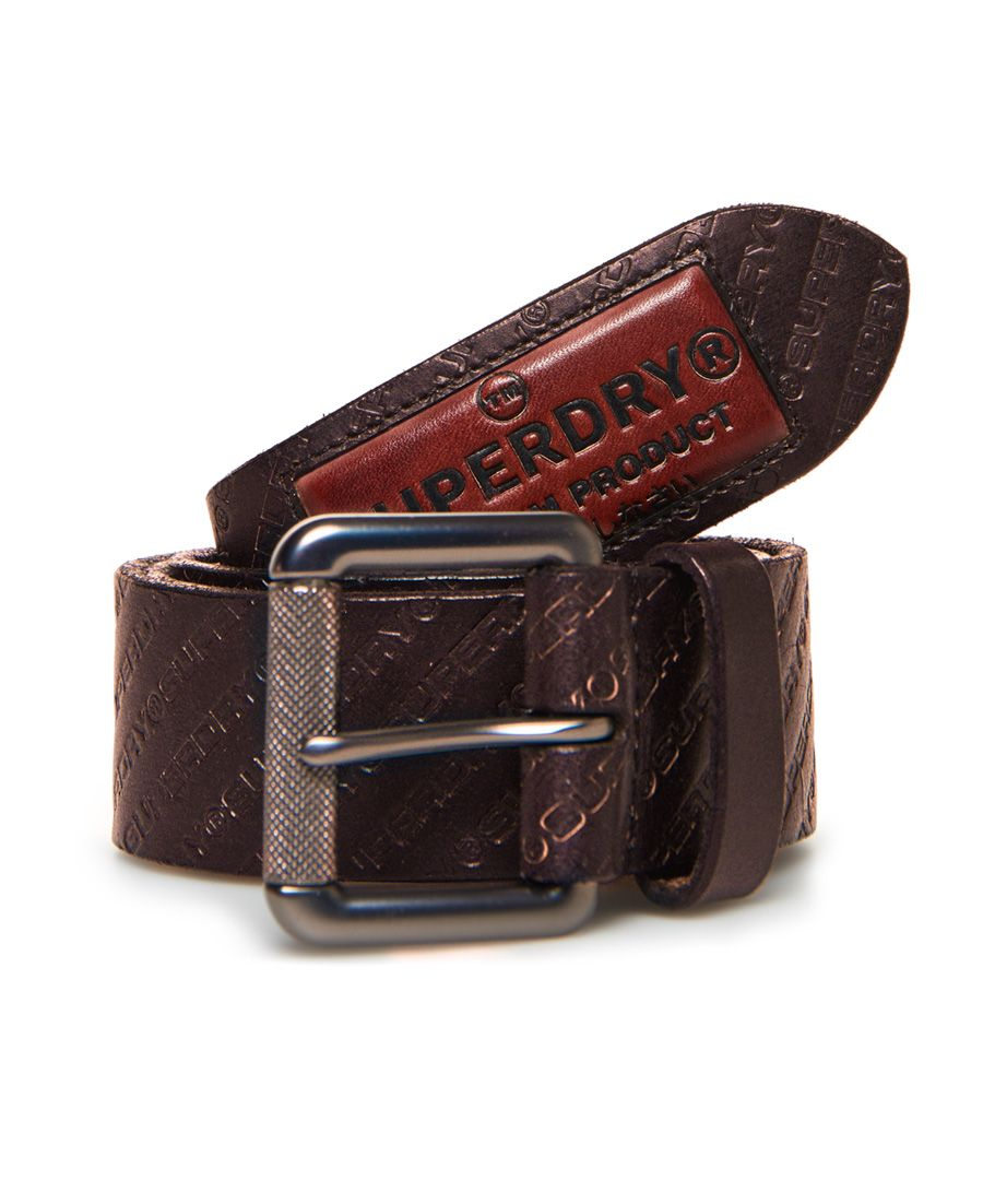 Image for Superdry Badgeman All Over Print Belt