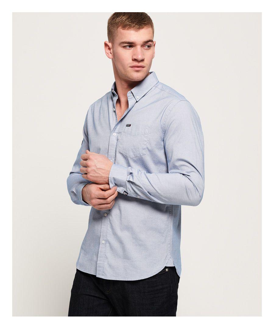 Image for Superdry Premium University Oxford Shirt
