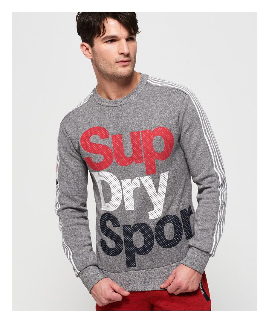 Image for Superdry Athletico Crew Sweatshirt