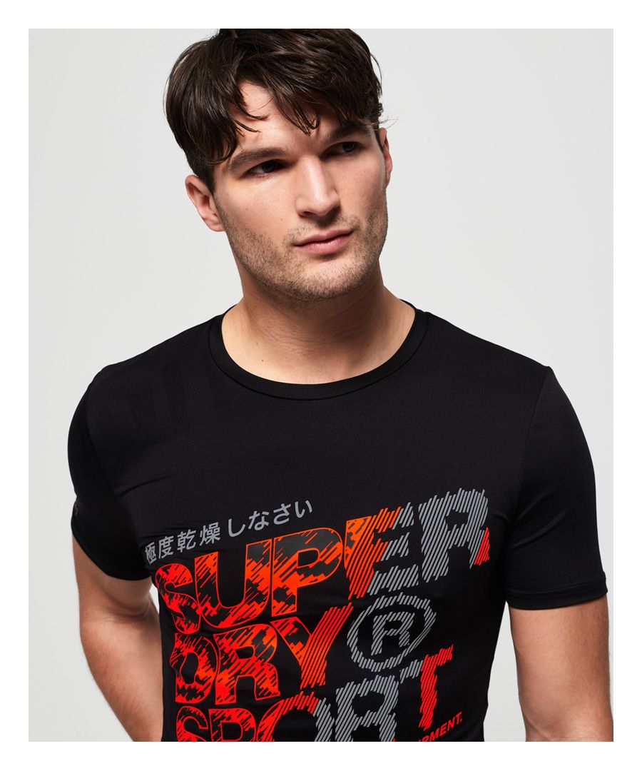 Image for Superdry Active Graphic T-Shirt