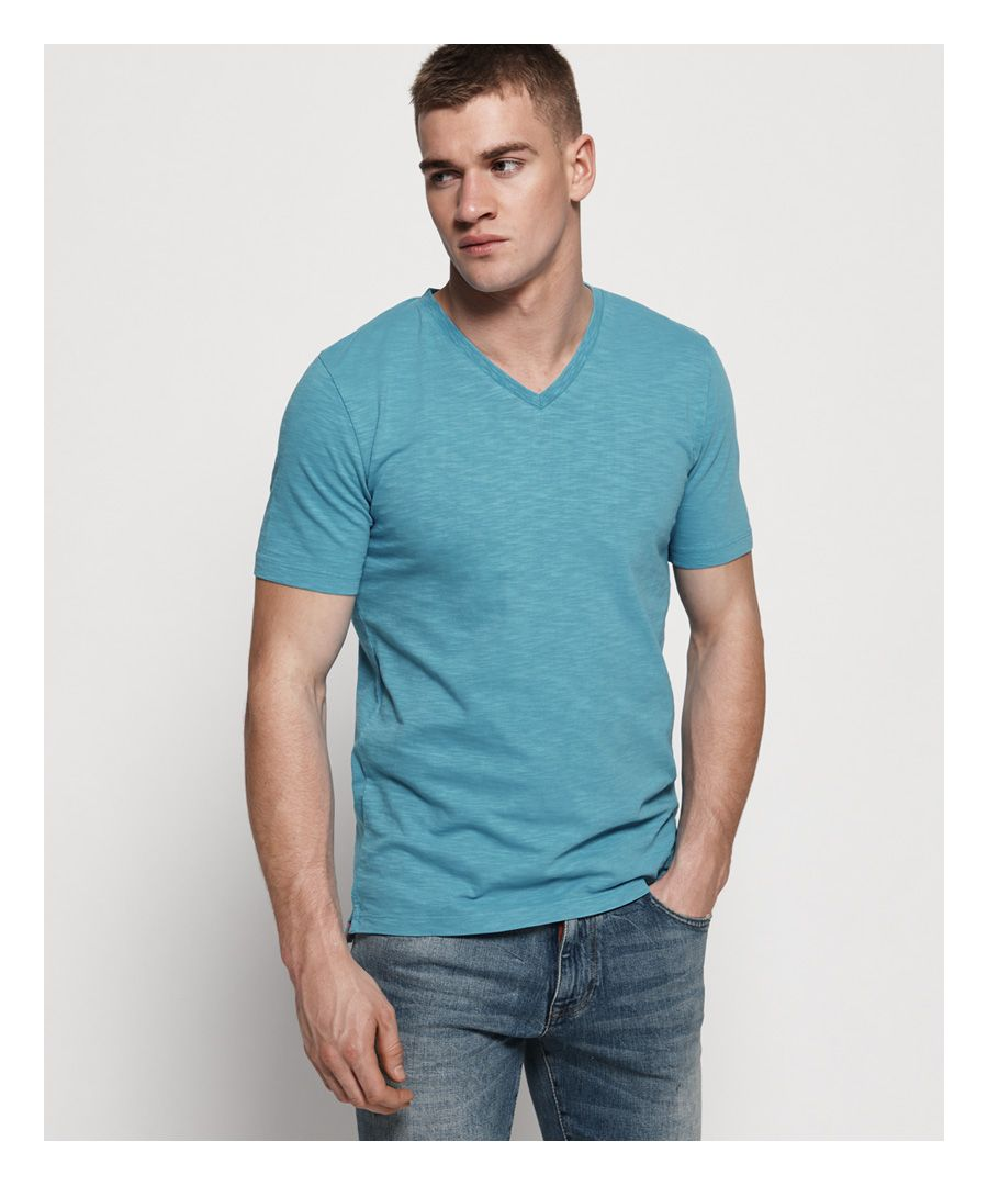 Image for Superdry Dry Originals Short Sleeve Vee T-shirt