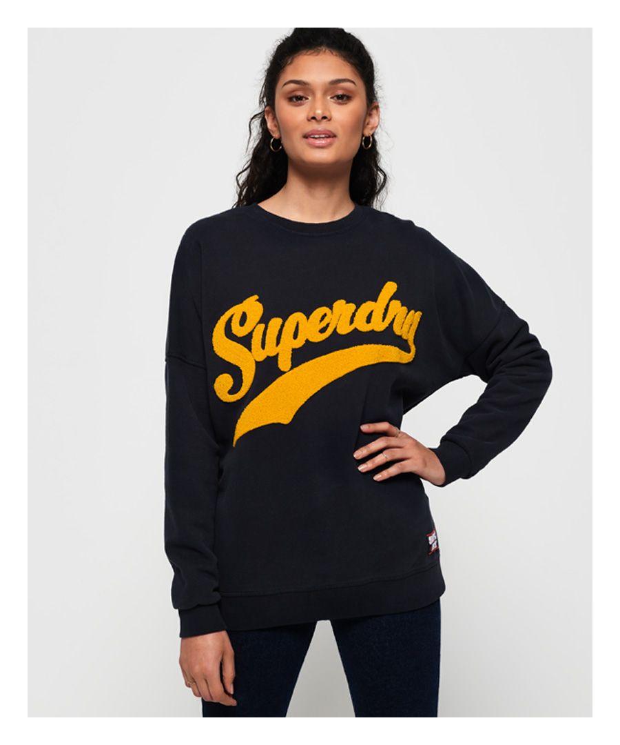 Image for Superdry Blair Crew Sweatshirt