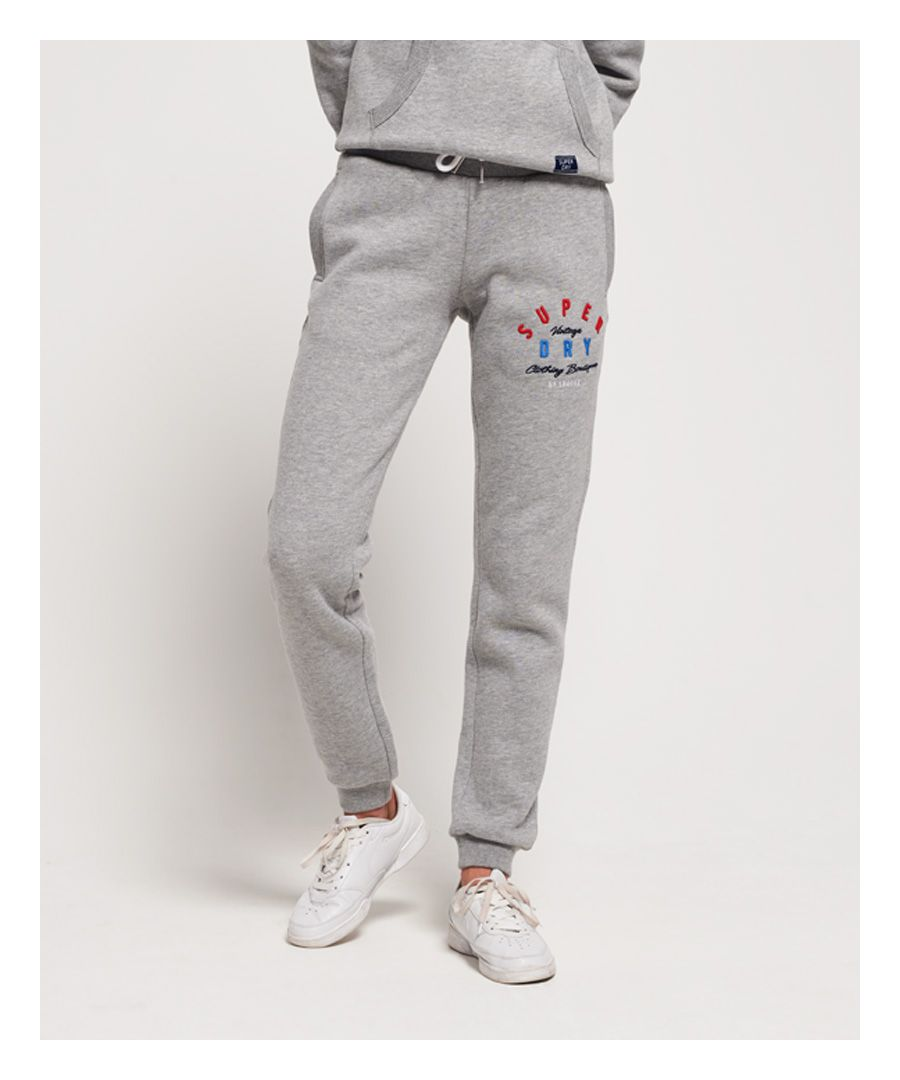 Image for Superdry Applique Joggers
