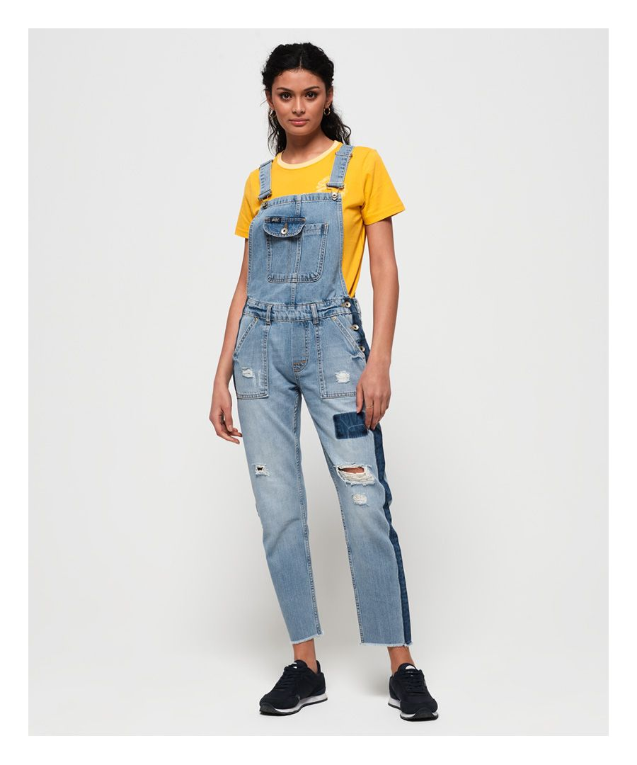 Image for Superdry Utility Dungarees