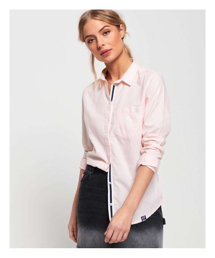 Image for Superdry Oxford Stripe Shirt