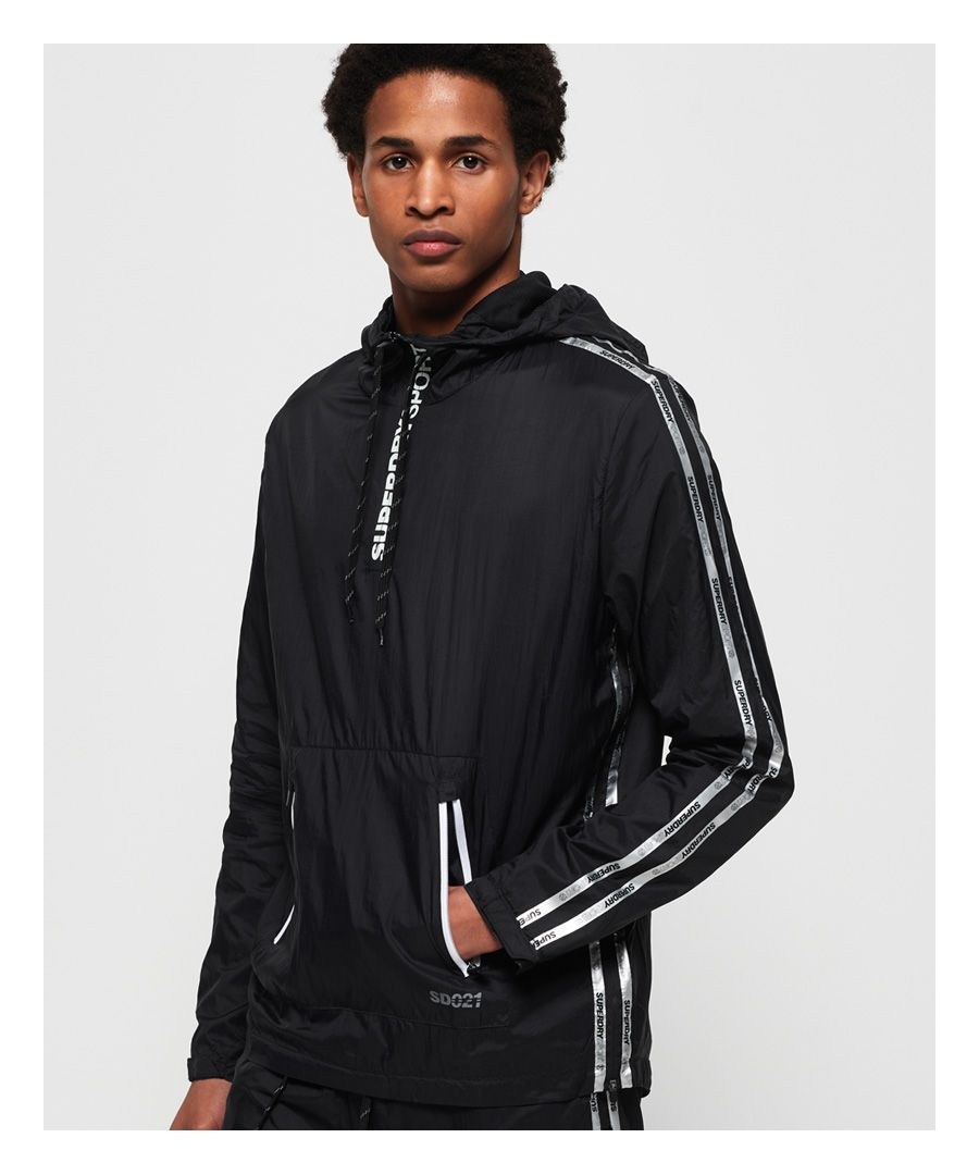 Image for Superdry Active Training Overhead Shell Jacket