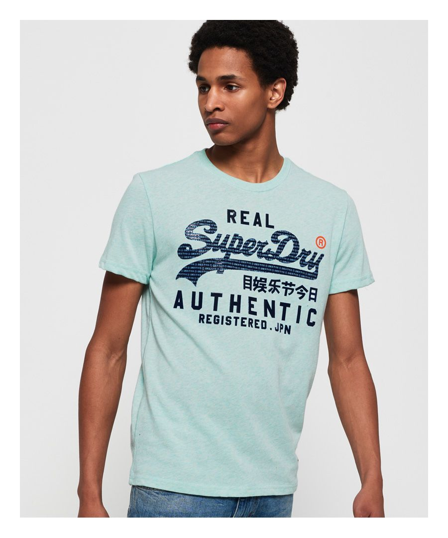 Image for Superdry Vintage Authentic Pastel T-Shirt
