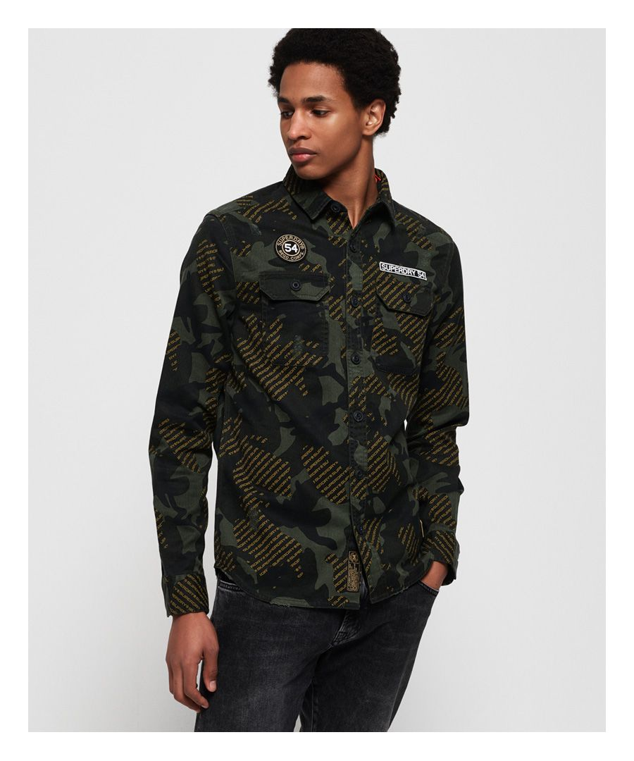 Image for Superdry Rookie Repair Shirt