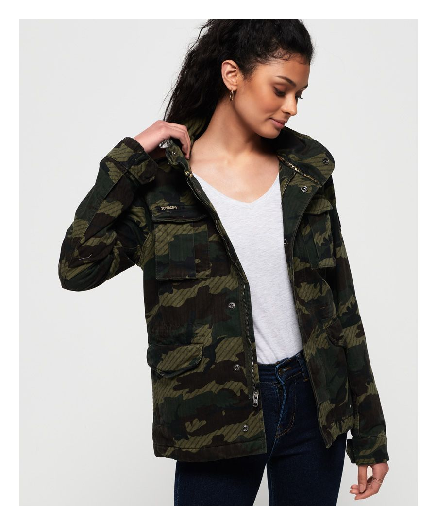Image for Superdry Jade Rookie Pocket Jacket