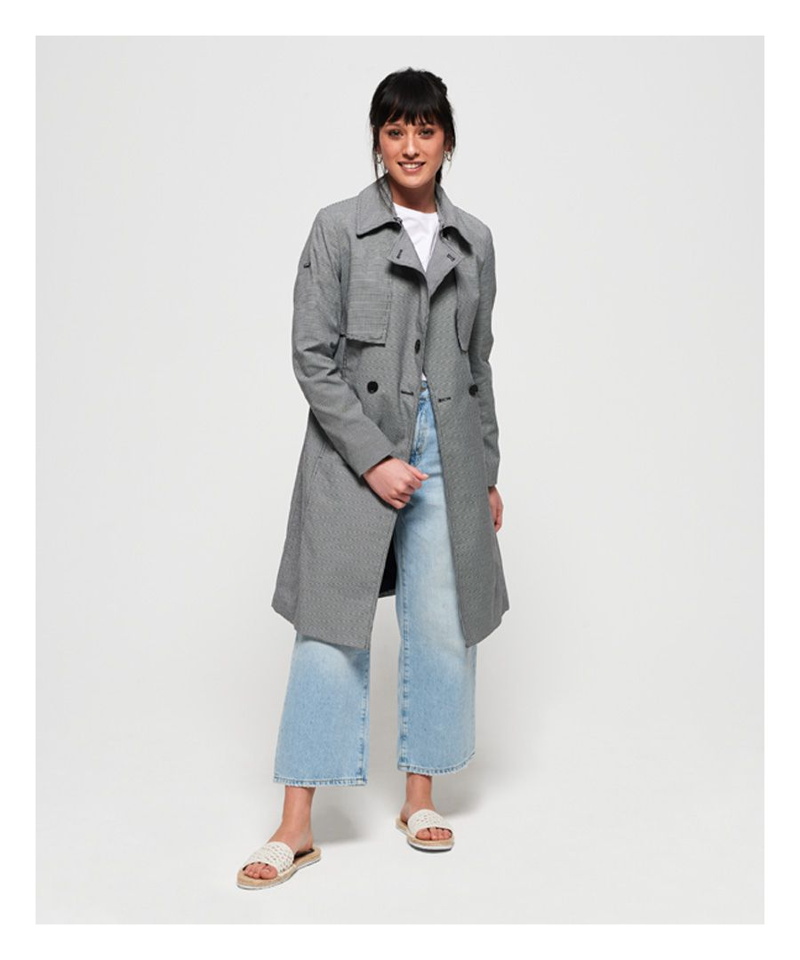 Image for Superdry Sirena Trench Coat