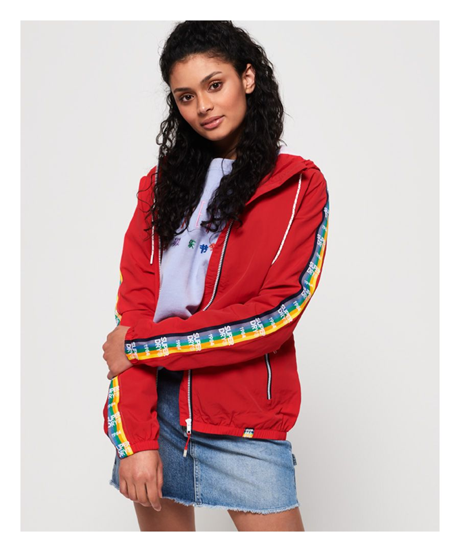 Image for Superdry Rainbow SD-Windbreaker Jacket