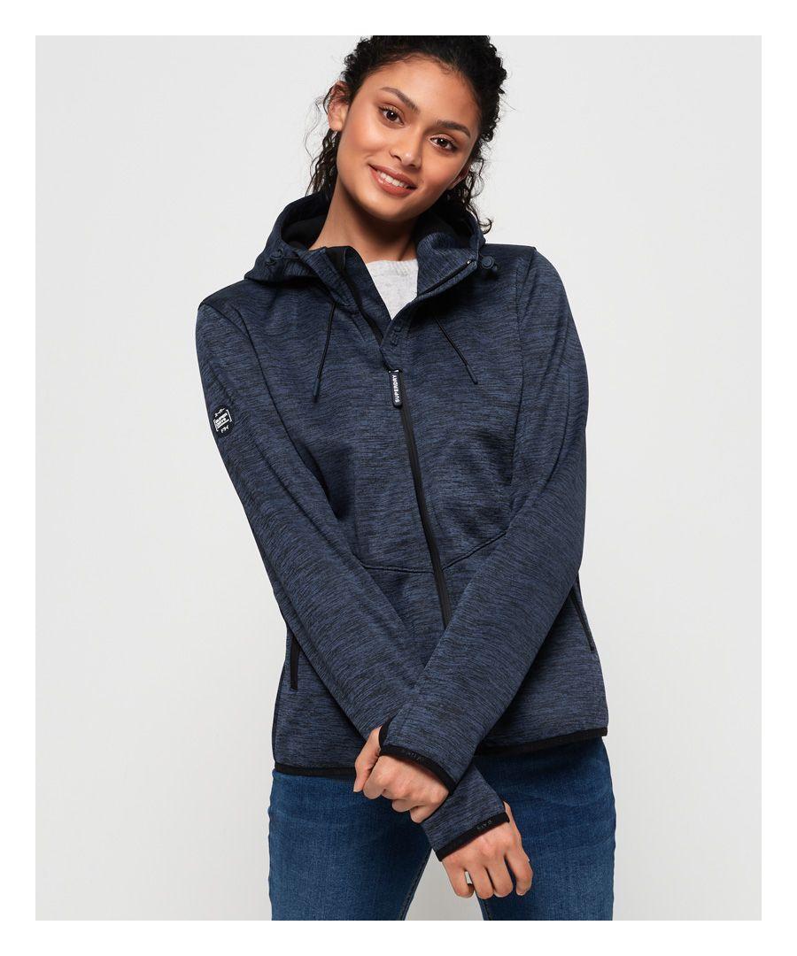 Image for Superdry Prism Hooded SD-Windtrekker Jacket