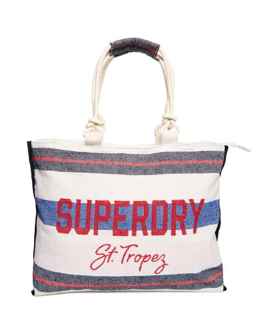 Image for Superdry Amaya Rope Tote Bag