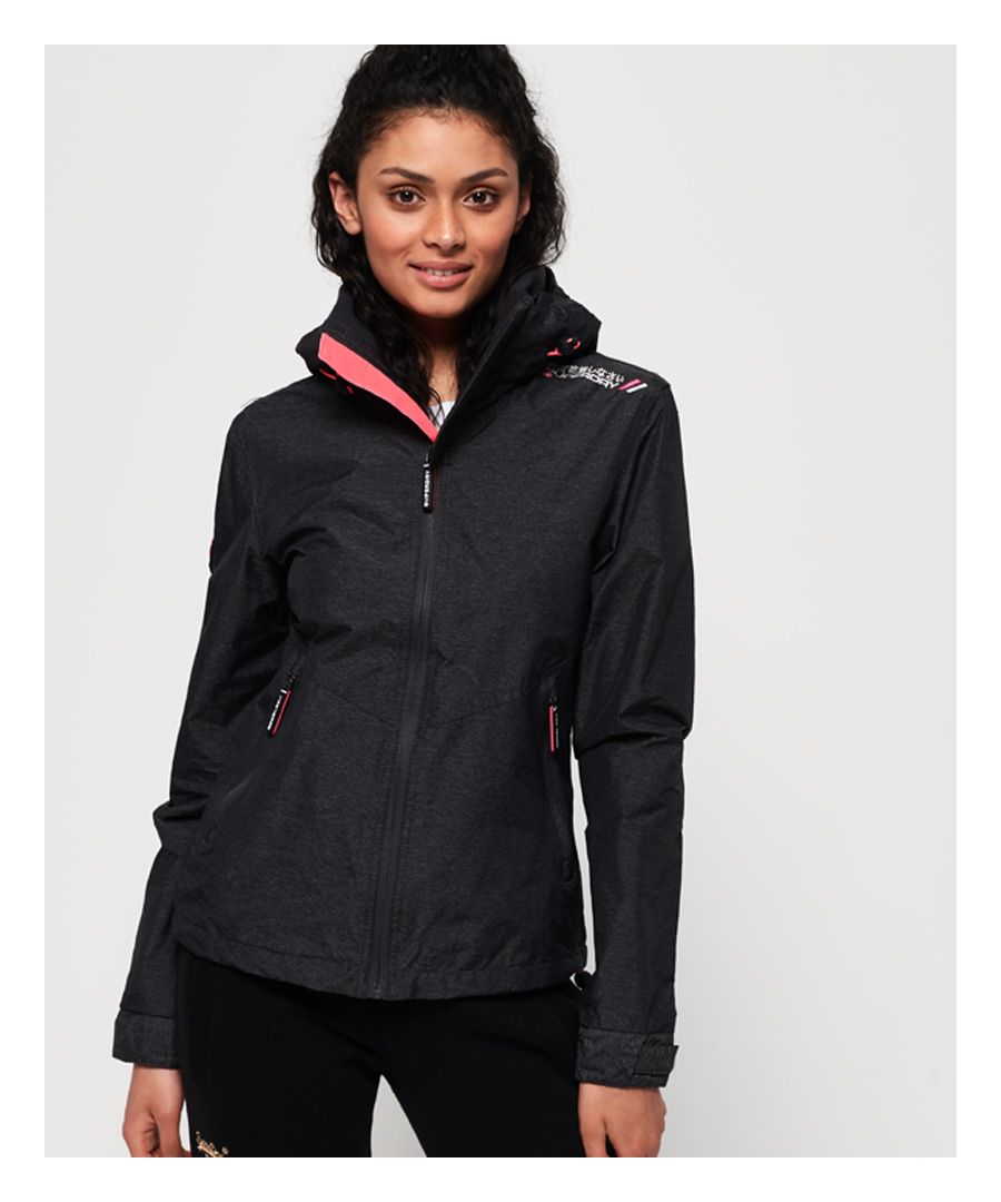Image for Superdry Technical Hooded Cliff Hiker Jacket