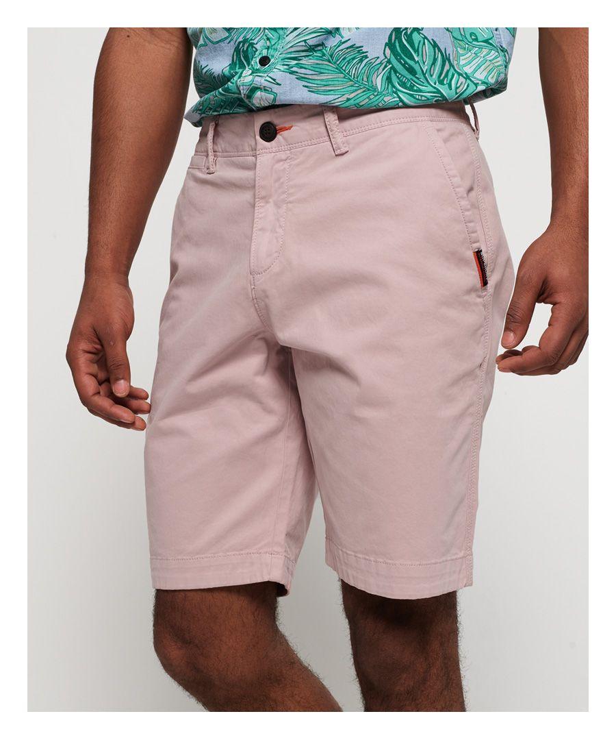 Image for Superdry International Slim Chino Lite Shorts
