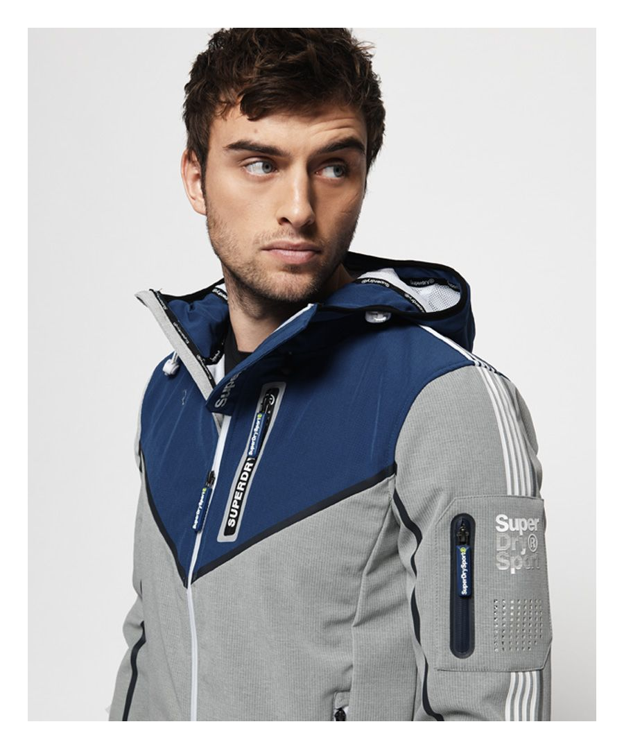 Image for Superdry Sport Blocker Jacket