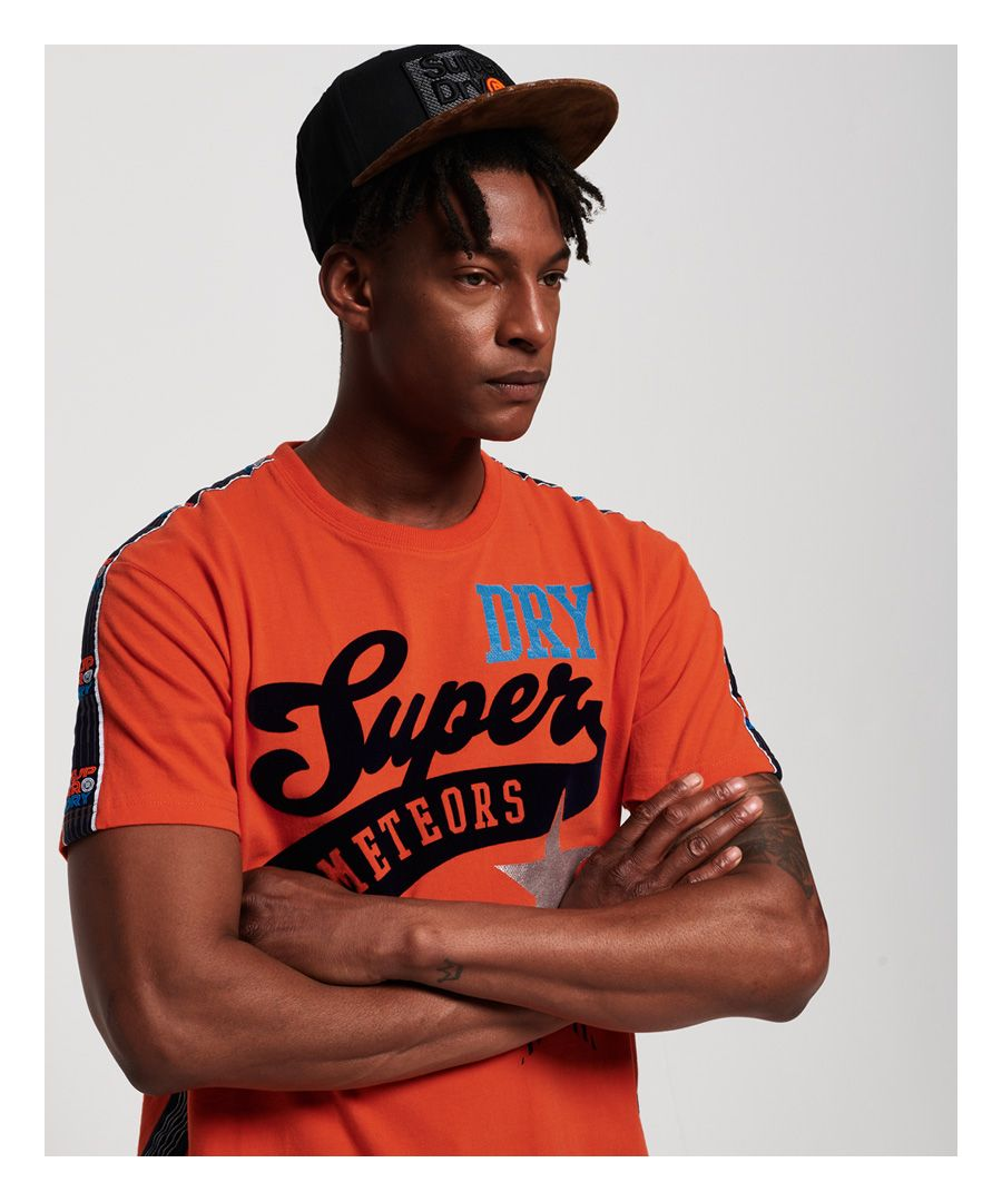 Image for Superdry Podium Mid Weight T-Shirt