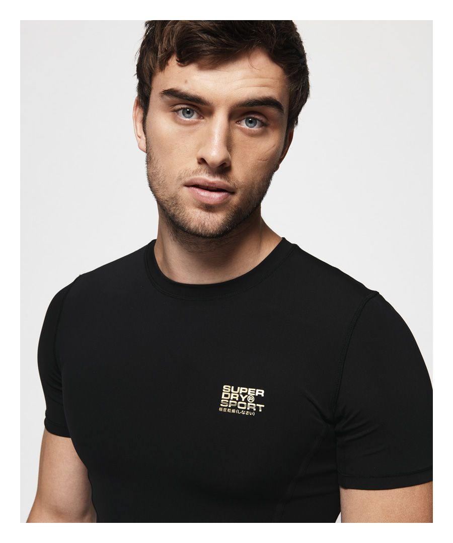 Image for Superdry Performance Compression Short Sleeve Top