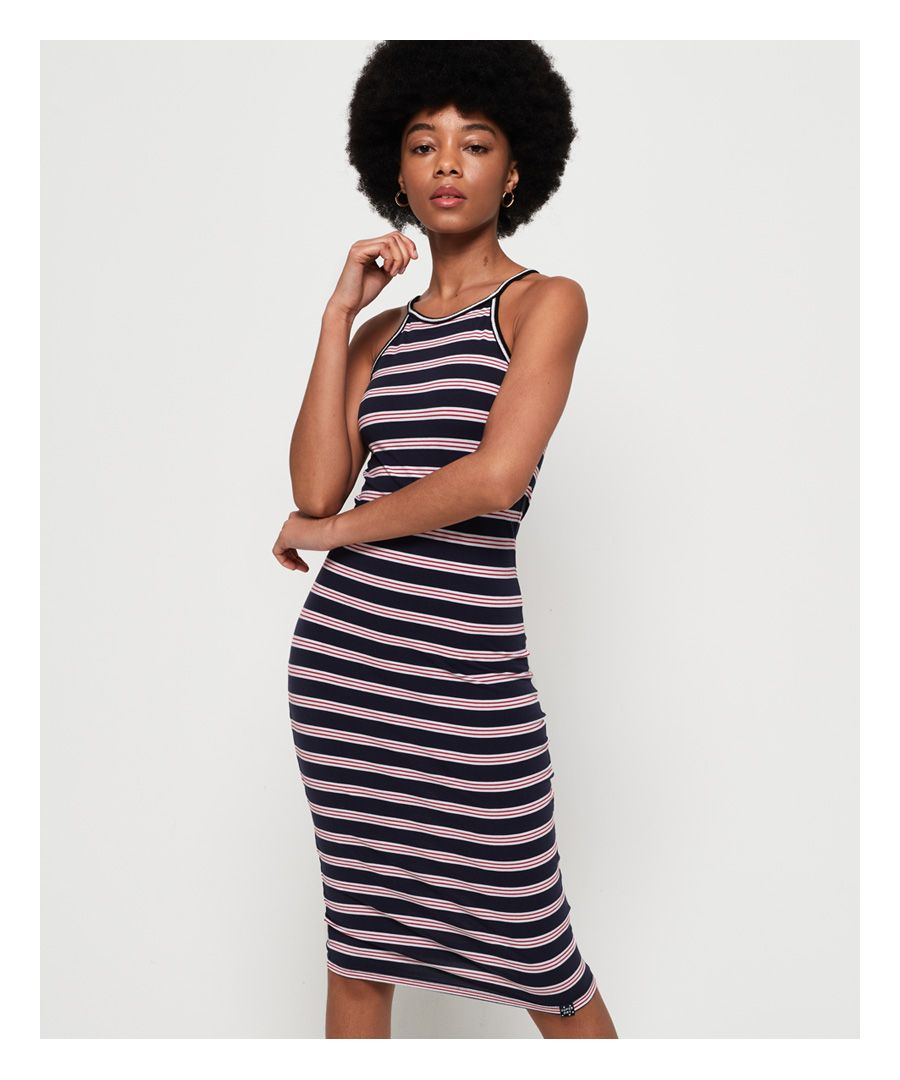 Image for Superdry Tiana Midi Dress